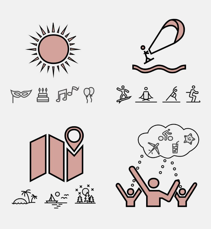 kitefest icons